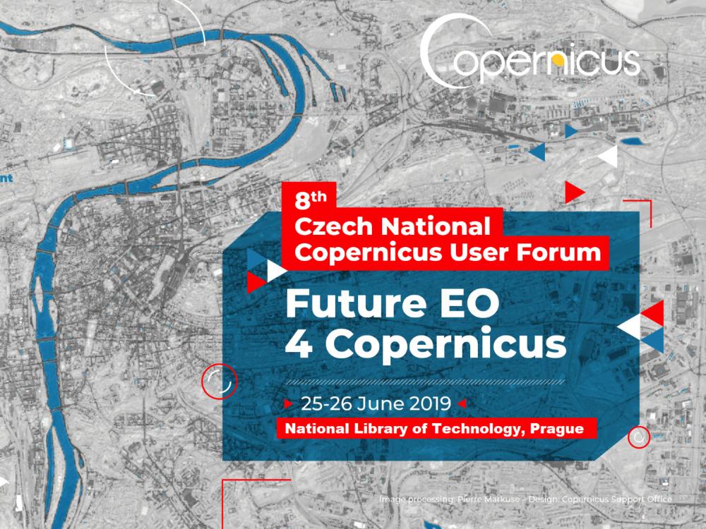 V Praze se sejdou odborníci na data o životním prostředí získávaná z kosmu