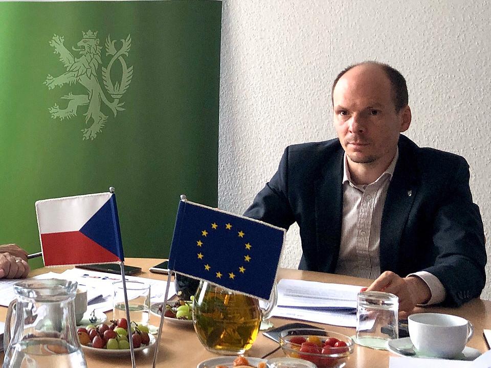 Ministři životního prostředí V4, Bulharska a Rumunska jednali o klimatické politice EU