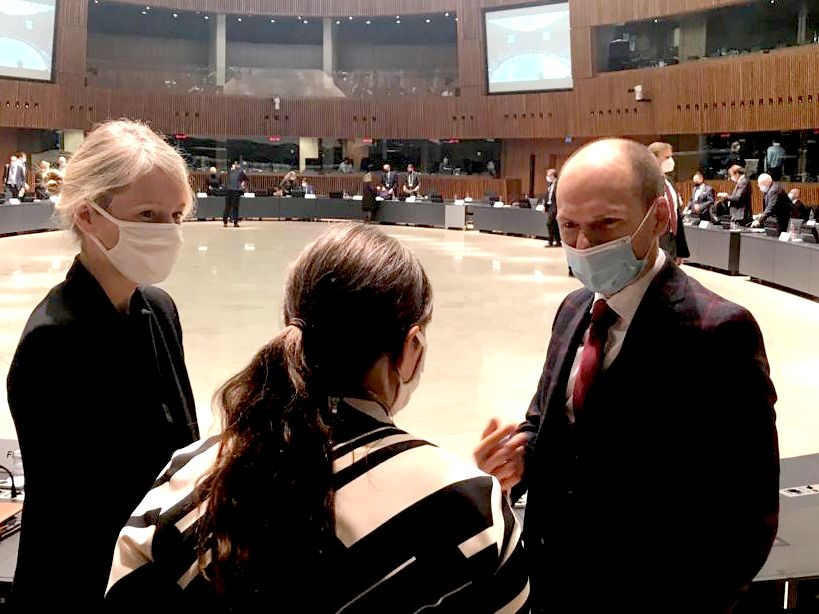 O výši klimatického cíle EU do roku 2030 rozhodne v prosinci Evropská rada