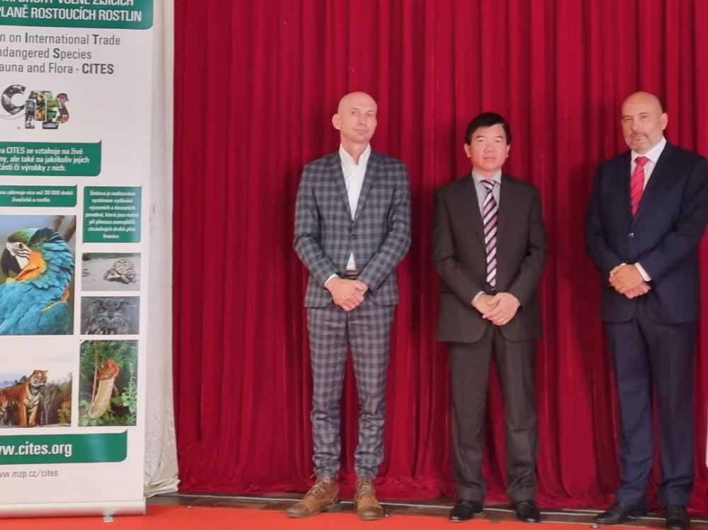 V pražské Sapě uspořádalo MŽP seminář CITES k osvětě vietnamské komunity o ochraně ohrožených druhů