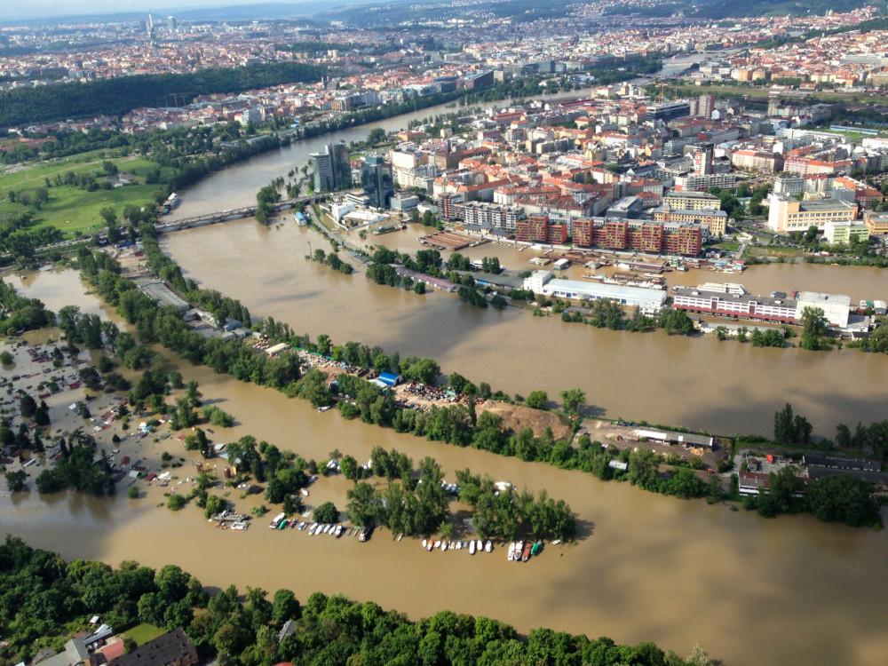 Na ochranu lidí a majetku před povodněmi půjde další půl miliarda korun