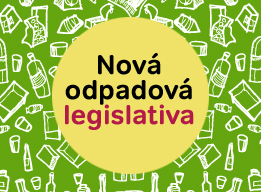 Nová odpadová legislativa - Baner