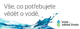 Voda základ života - Baner