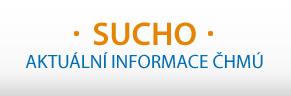 Sucho - aktuální informace ČHMÚ - Baner