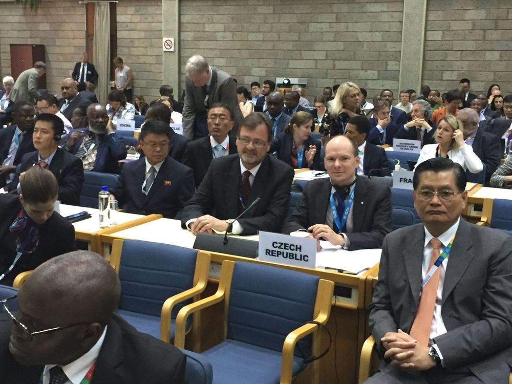 Second UN Environmental Assembly: Healthy environment as a prerequisite of quality life
