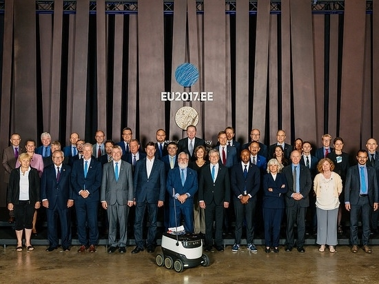 In Estonia, EU environment ministers discussed eco-innovation, circular economy and climate protection