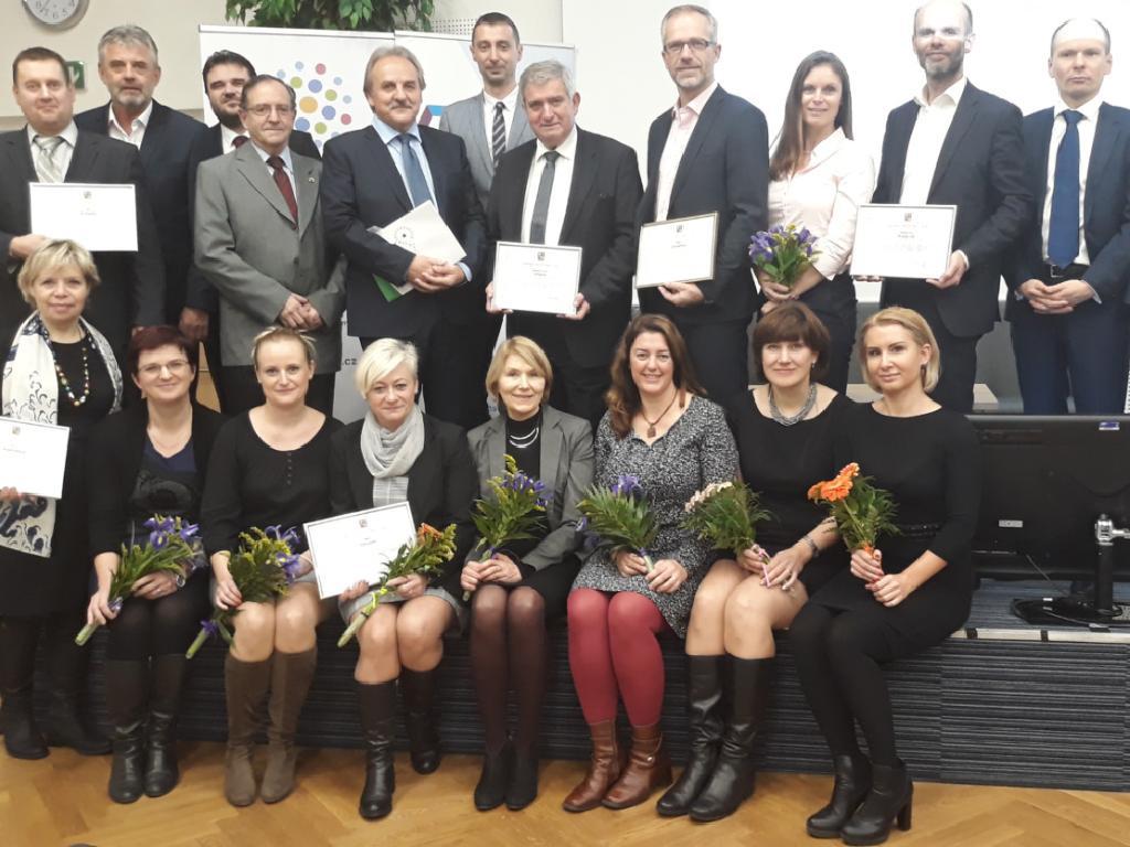 Ocenění udržitelných měst - nejlepších realizátorů místní Agendy 21
