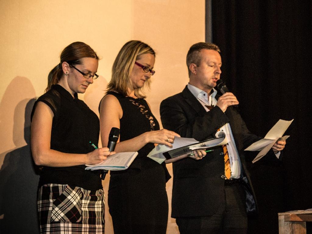 Hlavní cenu předával ministr Richard Brabec - získal ji film Vlčí hory